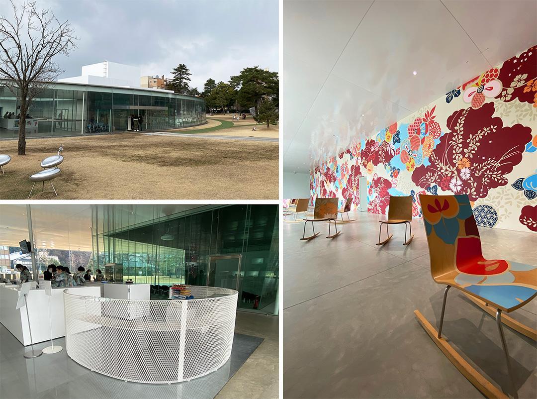 リニューアルした金沢21世紀美術館