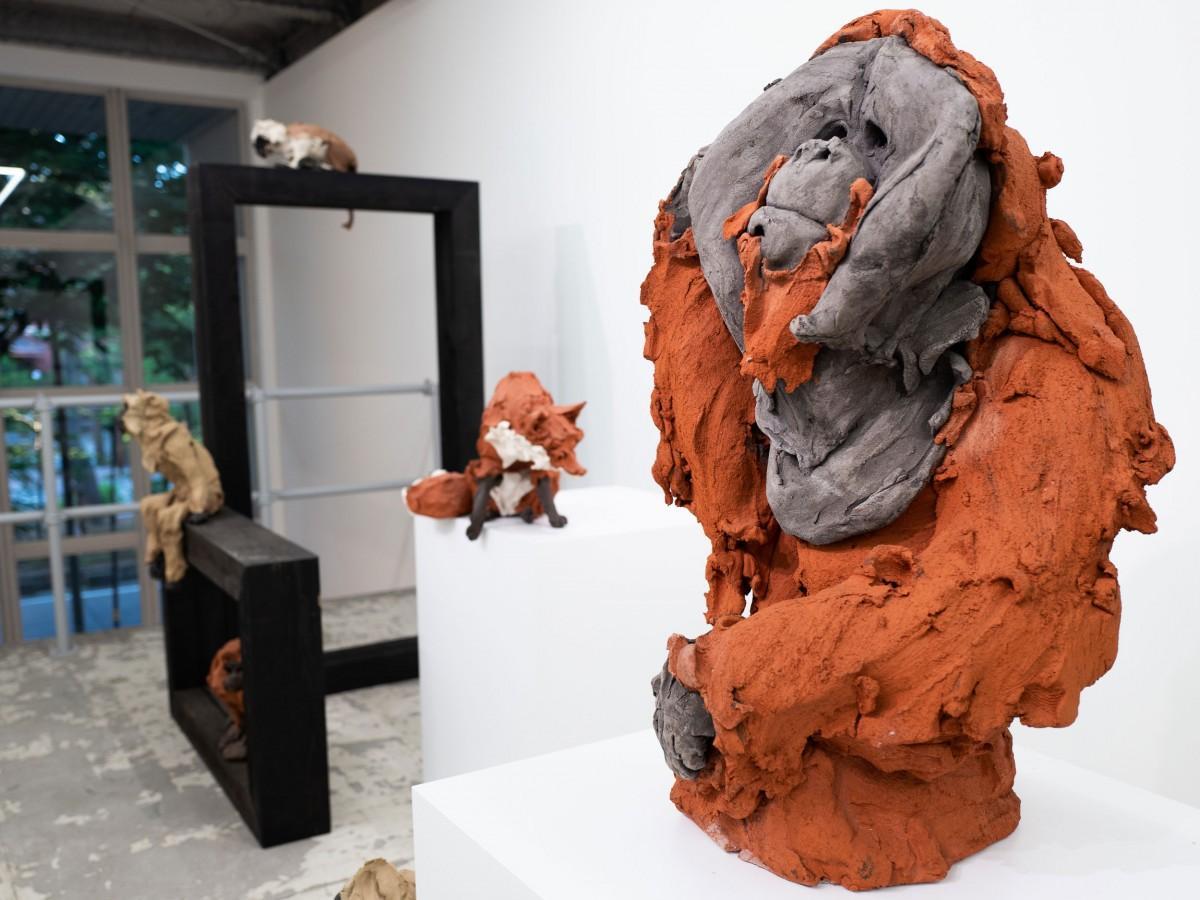 イギリスの現代アーティスト、ステファニー・クエールの作品
