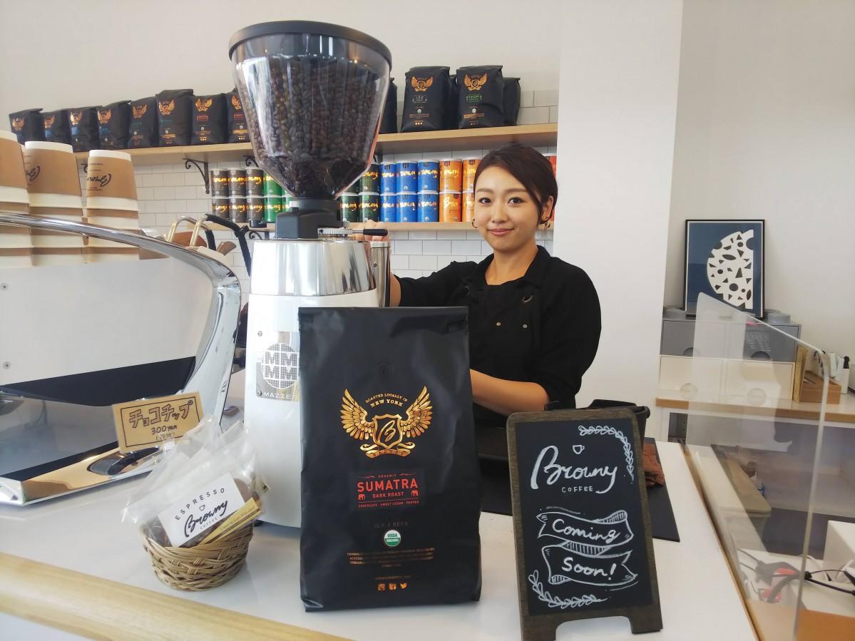 ニューヨークのコーヒー店が日本初出店