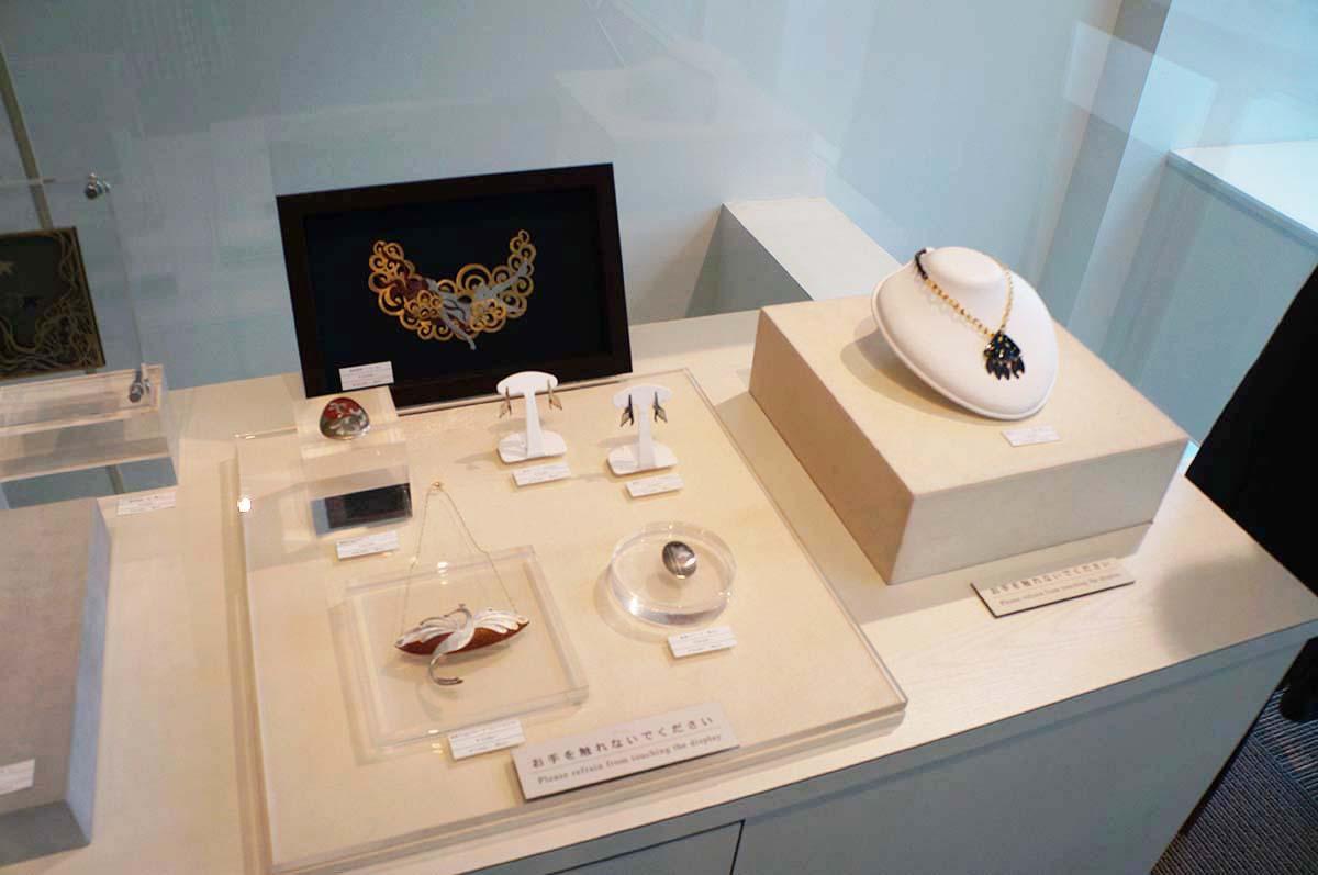 「ぜんぶぞうがん展」に出展している笠松加葉さんの作品