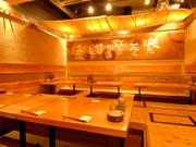 神田に長州鶏の居酒屋「てしごとや ふくの鳥」-飲み放題セットに注力