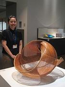 東京国立近代美術館工芸館で「しまシマ工芸館」-中学生以下向けの企画も