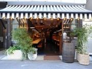 神田駅西口近くにフレンチ「ビストロ ブルックキッチン」-デザイナーが出店
