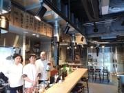 神田に焼き肉スタイルのジビエ料理店「焼ジビエ 罠」-八丁堀店に続き2店舗目