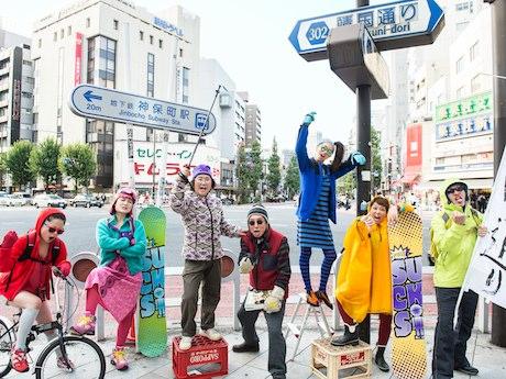 ファッション対決写真展「神田ストリートファッション対決!!」