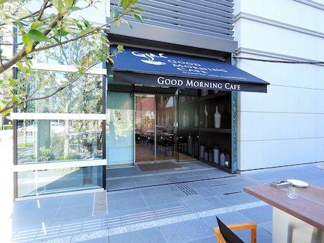 「グッドモーニングカフェ 神田錦町」外観