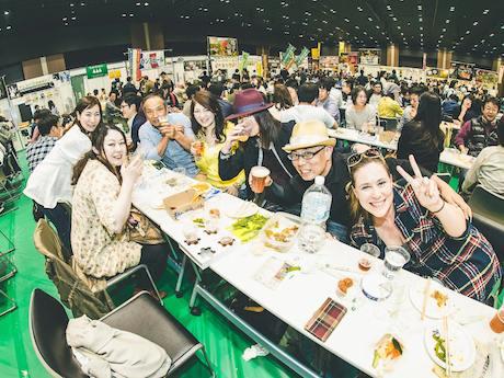 「大江戸ビール祭り」過去開催時の様子