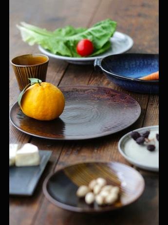神田淡路町で「小石原の作陶グループ 皿ノうえ展」 若手作家の作品を展示販売