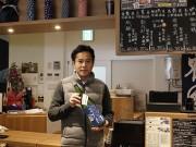 神田須田町に「鈴木酒販」2号店 燗酒提供する角打ちスペースも