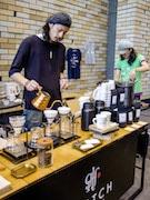 神田錦町でコーヒーの祭典 シングルオリジンコーヒー専門店の味を飲み比べ