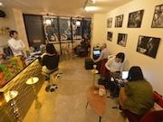 神保町にシーシャカフェ「JamalCafe」 トルコで修業した調合師が監修