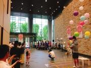 神田錦町で親子対象の「学びと遊び」のイベント 地元企業・学校が参加