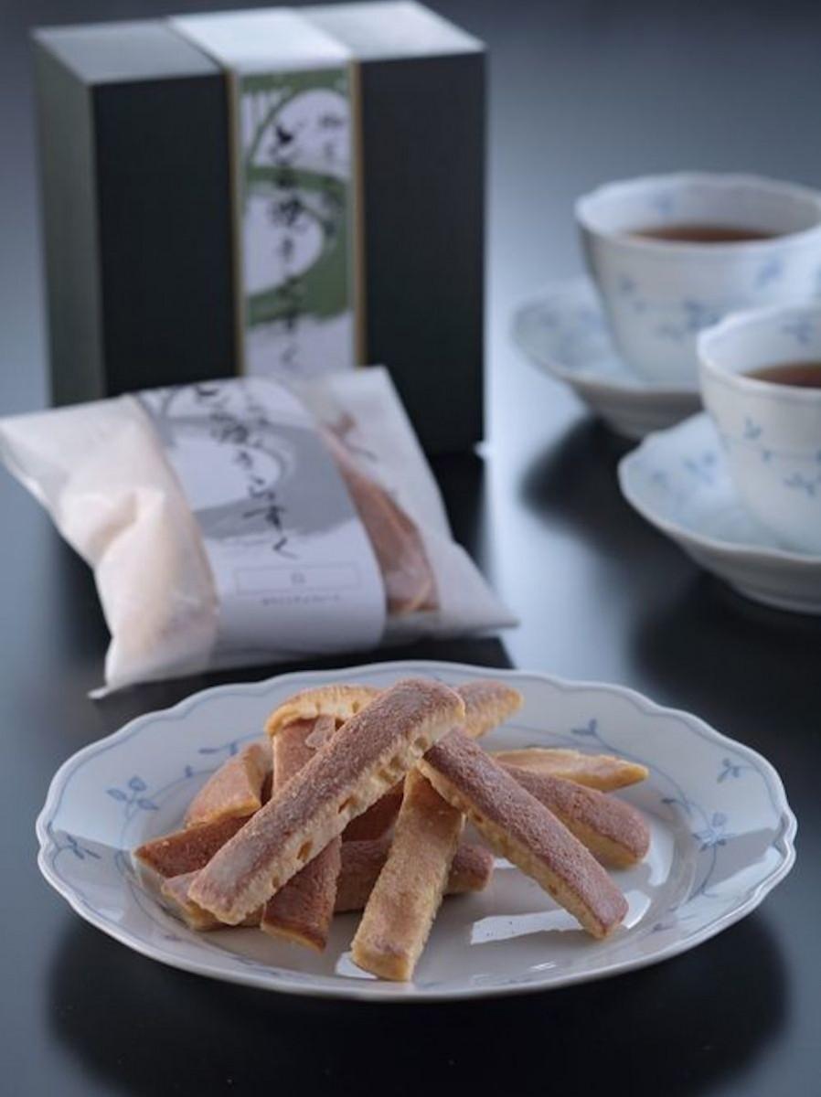 御茶ノ水でどら焼きの皮のチョコラスク どら焼き専門店「嘉祥庵」が販売