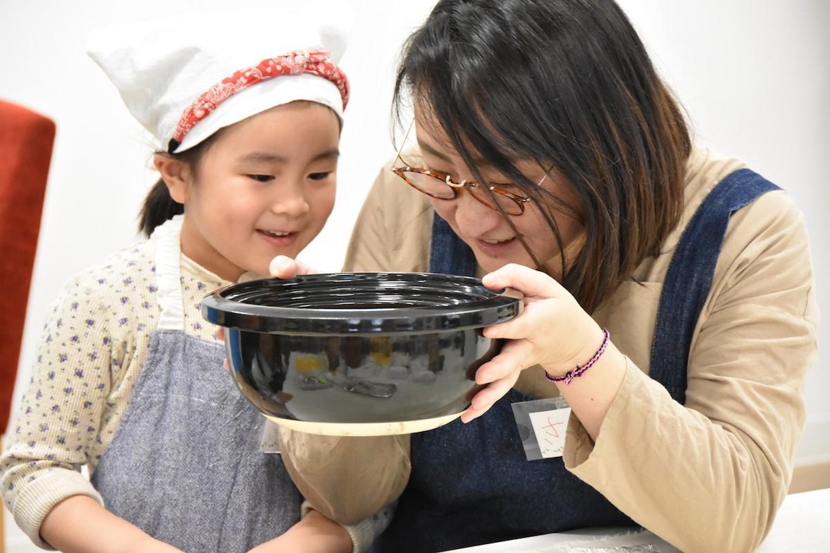 料理通じて食の背景学ぶ