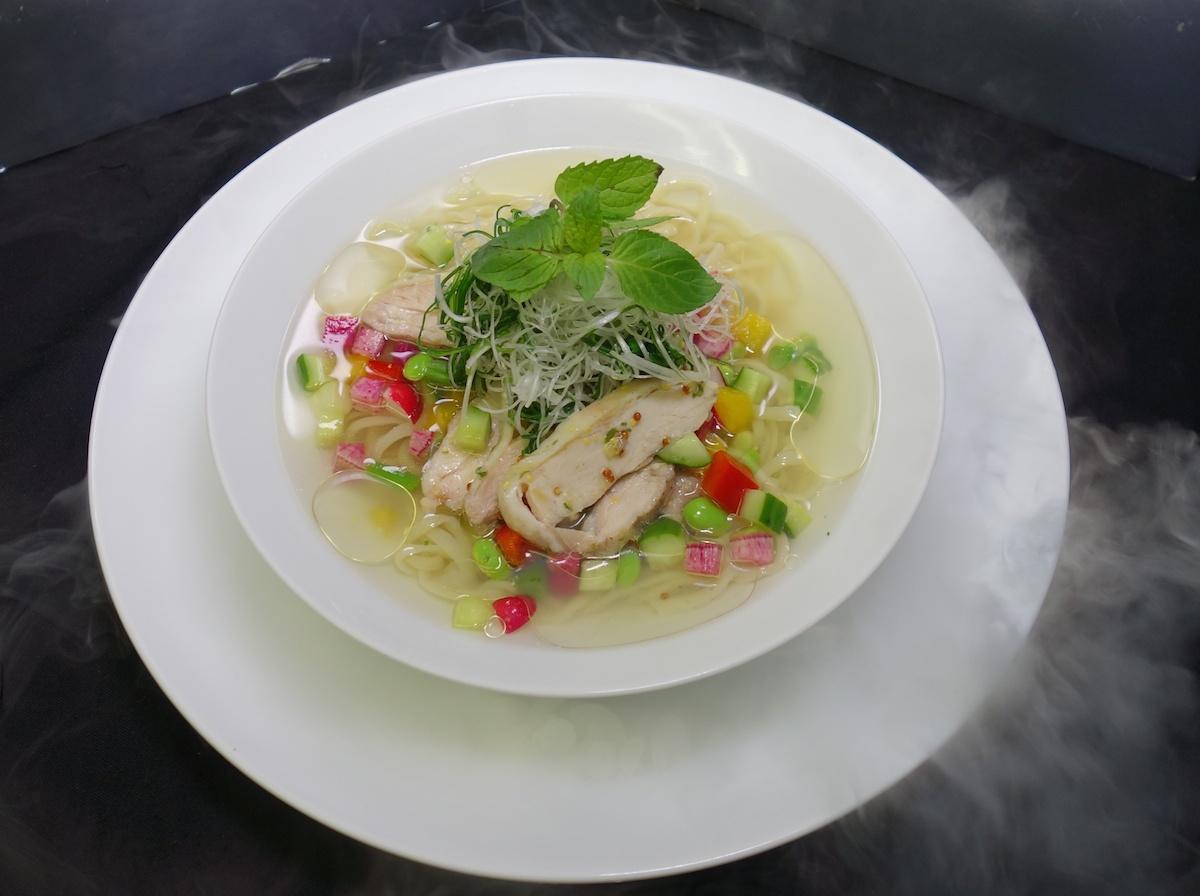 「冷ミントら~麺」