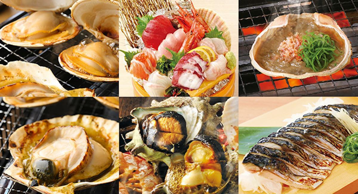 漁師料理などを提供