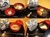 神保町の書泉グランデで雑煮研究家トーク企画 お雑煮食べ比べも