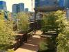 神田に日本庭園スタイルの屋上貸し切りBBQ場 手ぶらで利用可能
