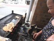 下関の老舗たい焼き店「村竹商店」、53年の歴史に幕
