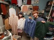 門司港に欧州古着店「ヨーロピアンマルシェ」 大学生が経営