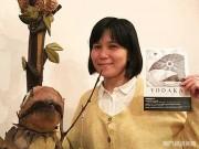 門司港の海峡ドラマシップで人形劇「よだか」 宮沢賢治作品から着想