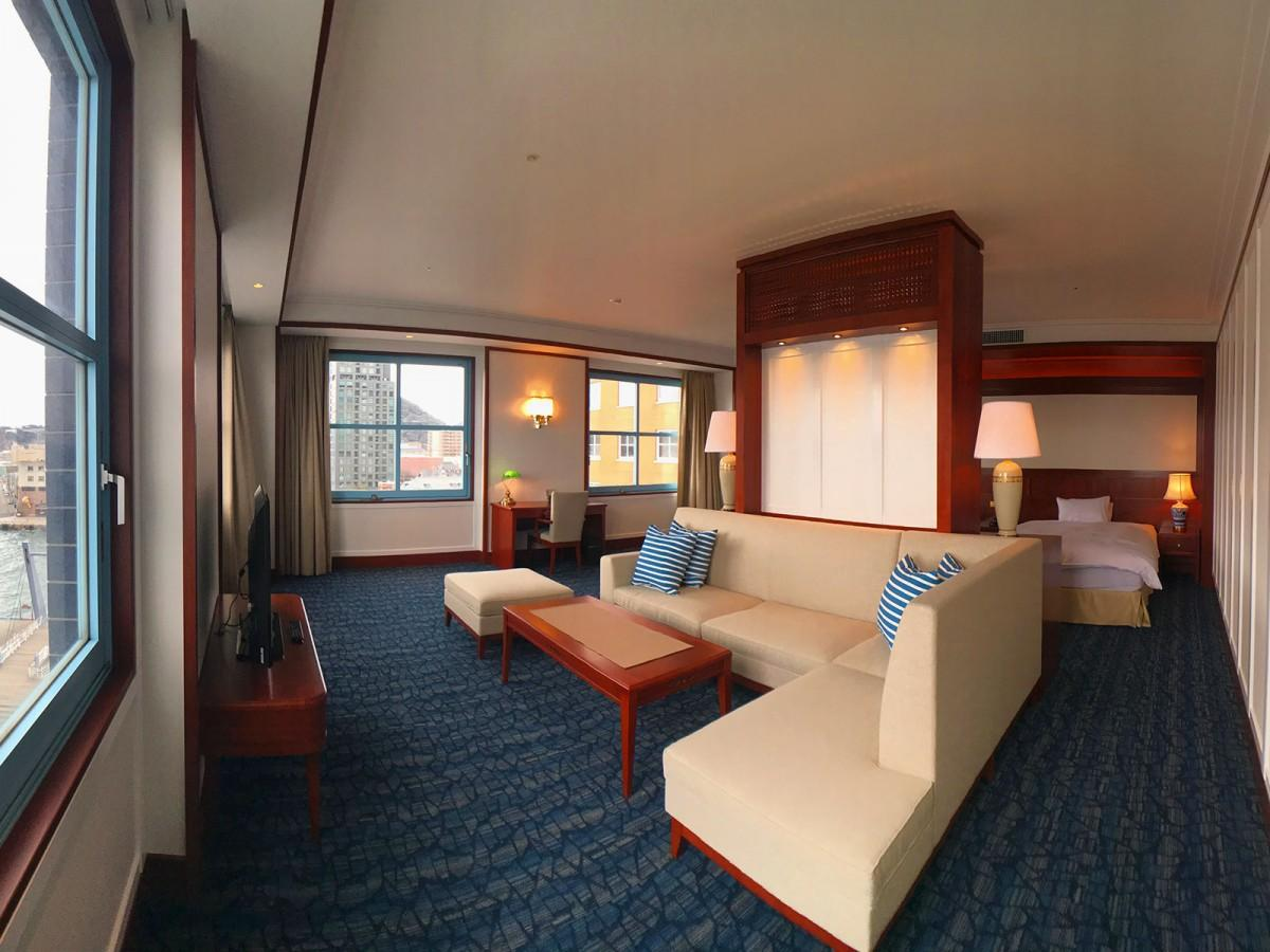 「プレミアホテル門司港」に新デザイン客室 テナントゾーン改修28室増設