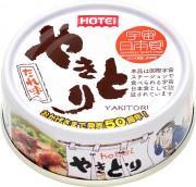 ホテイの「やきとり缶」が宇宙に JAXAが「宇宙日本食」として認定