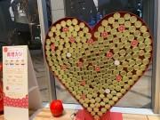 明治屋がバレンタイン義理カンキャンペーン 7社コラボの特設売り場も