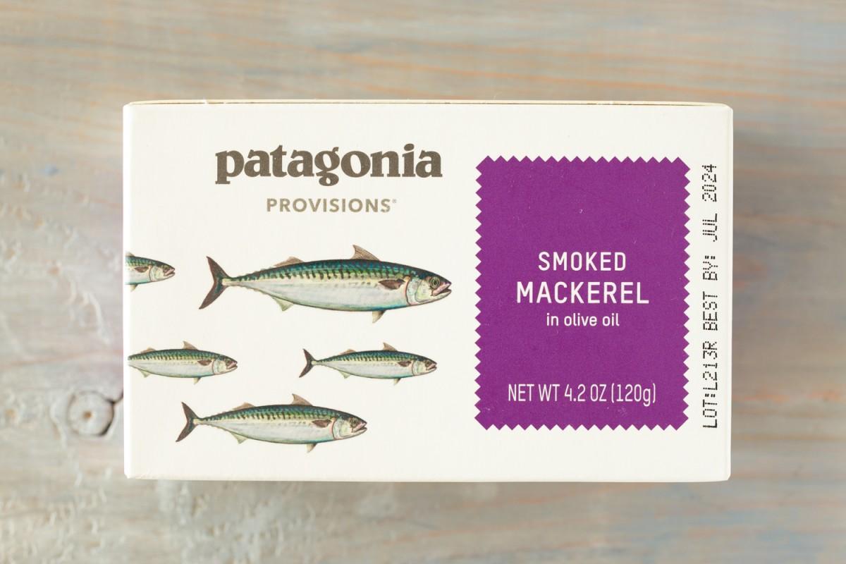 パタゴニアのサントーニャ・サバ缶に新商品