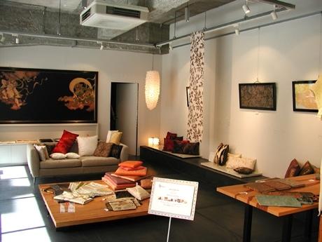 京都デザインハウスでKYOTO PREMIUM(キョウトプレミアム)コレクション2007-京都凱旋展示・販売」が開催中