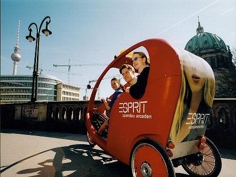 ソウ・エクスペリエンスは3月31日より、ベロタクシー乗車ギフトの販売を始めた。