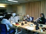 放送中にリスナーへの応援ソング作り-KBS京都ポッドキャストで配信