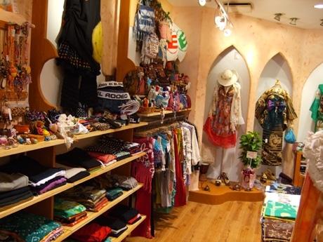 5月1日にオープンした「EL RODEO(エルロデオ) 河原町店」店内