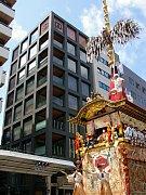 京都・四条に「福寿園」本店-9階建てで喫茶・レストランも併設