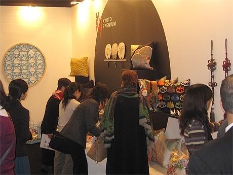 写真=1月23日~27日にフランス・パリで行われたライフスタイル国際見本市「メゾン・エ・オブジェ2009」の様子