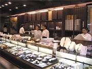 老舗和菓子「寛永堂」四条本店グランドオープン-喫茶スペースも