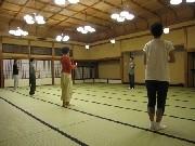 京都芸術センターの伝統芸能体験プログラム、受講者が発表会
