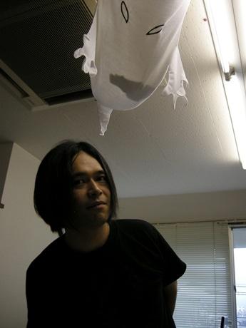 写真は9月18日から『ダンスは機会均等』ツアーを開始するソウル・フラワー・ユニオンの中川敬さん。