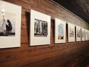 老舗喫茶店「ほんやら洞」でパリの写真展-店主の助手が捉えた作品展示