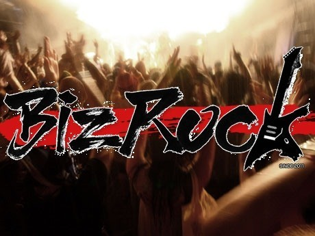 「ビズロック」のロゴ