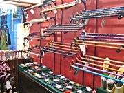 新京極に杖専門店「つえ屋」-ファッション性に特化、約800本扱う
