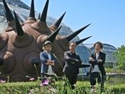 京都でヤノベケンジさんら現代の「風神雷神図」制作へ 「神々の饗宴」テーマに