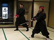 2月22日は「忍者の日」 京都の忍者道場でも体験企画
