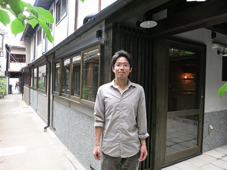 コワーキング∞ラボ 京創舎のプロデューサーの高橋さん