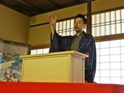幻の「京都芸能」巡るツアー 100数十年ぶり講談の演目復活も
