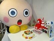 京都タワー「たわわちゃん」、東京タワー「ノッポン」からホワイトデープレゼント