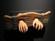 京都・漢字ミュージアムで「漢字恐怖の館」 「本当は怖い」漢字の成り立ち紹介