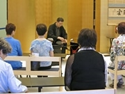 京都迎賓館で能と呈茶の「おもてなし」体験 夜間公開も