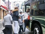 京都市バス「前乗り後ろ降り」追加実験を実施へ 晴れの日のデータ取得のため