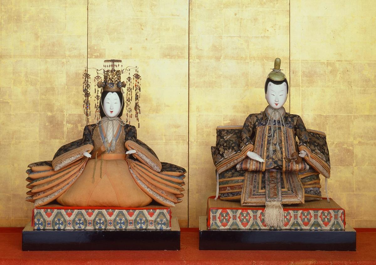 大内雛(享保雛) 京都国立博物館